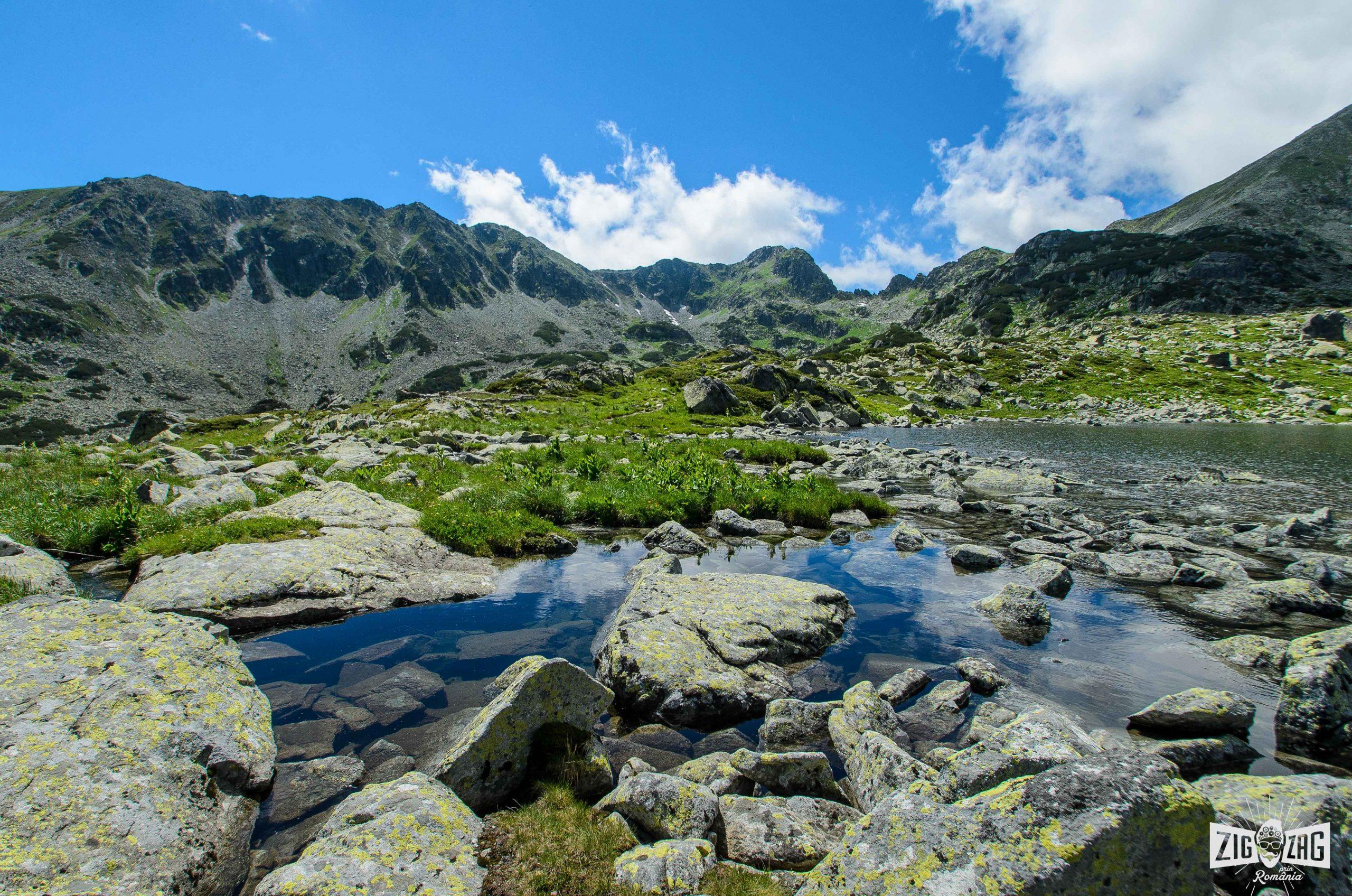 Retezat-Lacul Bucura-Zig Zag prin România