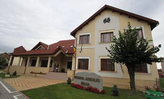 muzeul_aurului_brad judetul Hunedoara