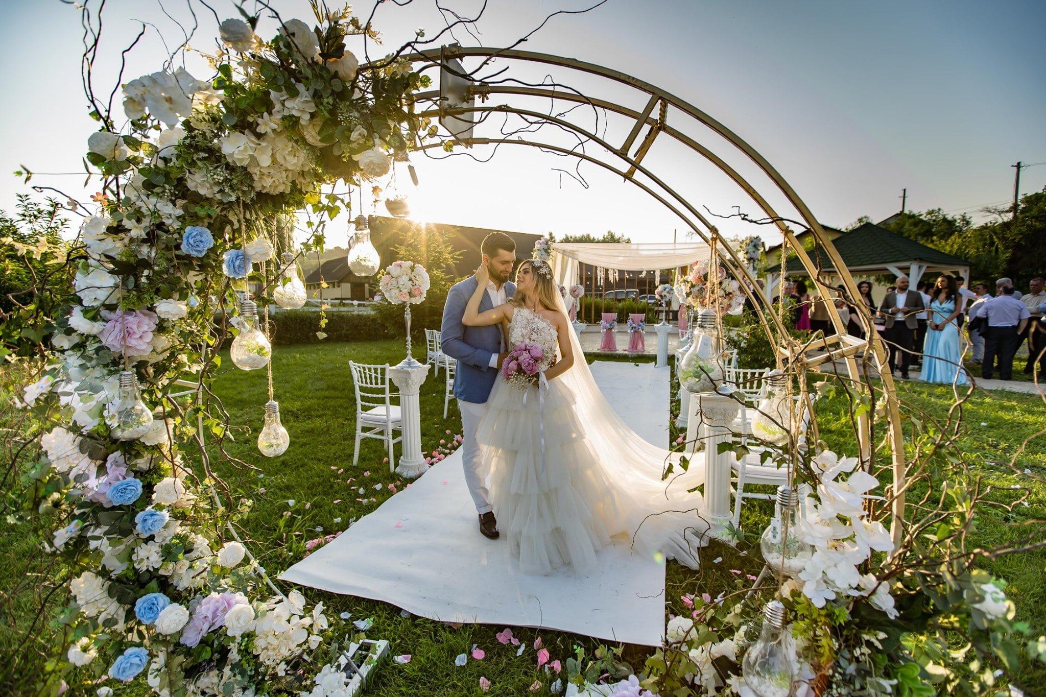 nuntă de vară