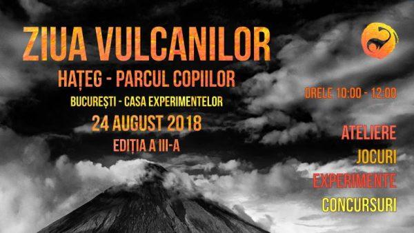 Ziua Vulcanilor, județul Hunedora