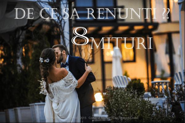 nunți Conacul Archia