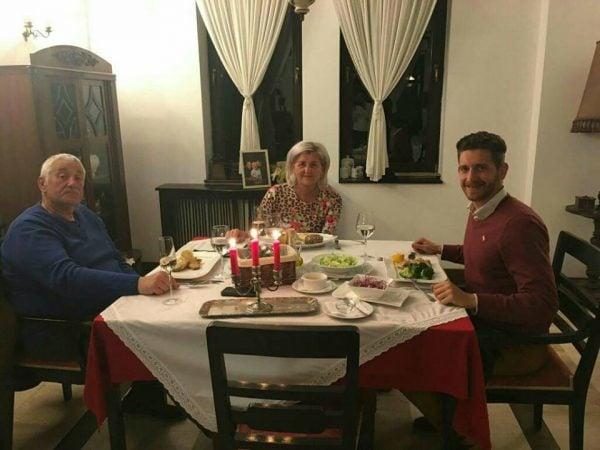 Familia Szabo