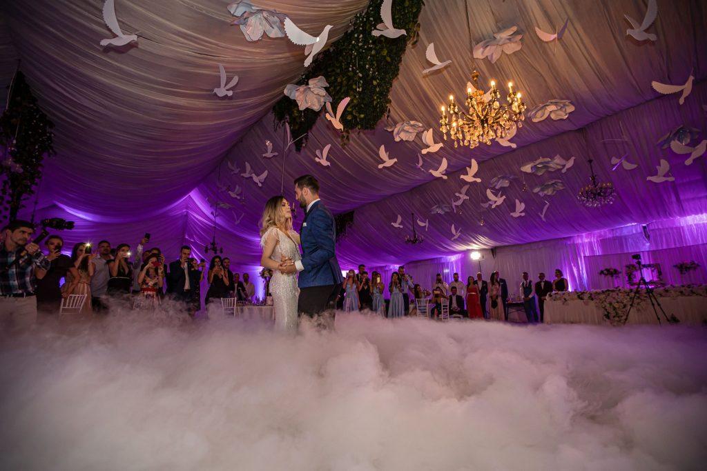 nunta la Conacul Archia