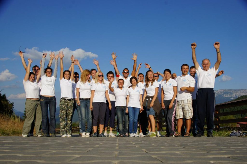 team building primavara