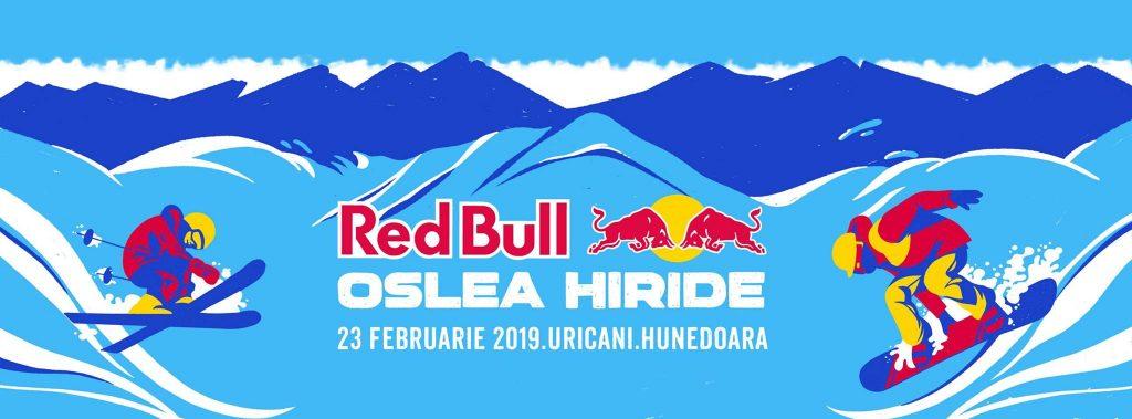 Red Bull Oslea Hiride evenimente turistice judetul hunedoara