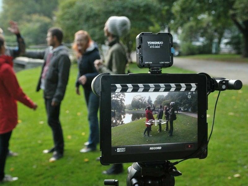 filme team building