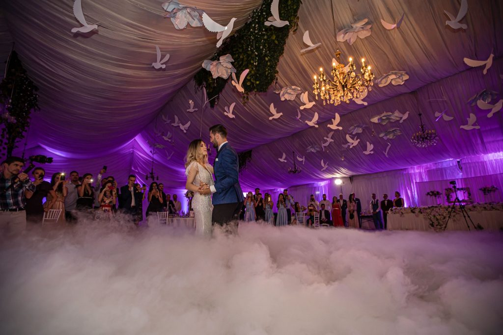 organizezi nunta la Conac